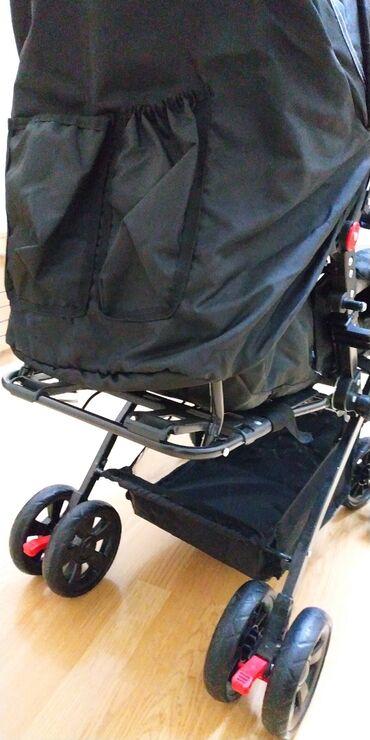 "- Azərbaycan: Детская коляска. ""Baby keeper"". Новая. Турция"
