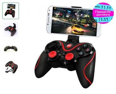 Универсальный Bluetooth геймпад Gen Game S5- это беспроводной игровой
