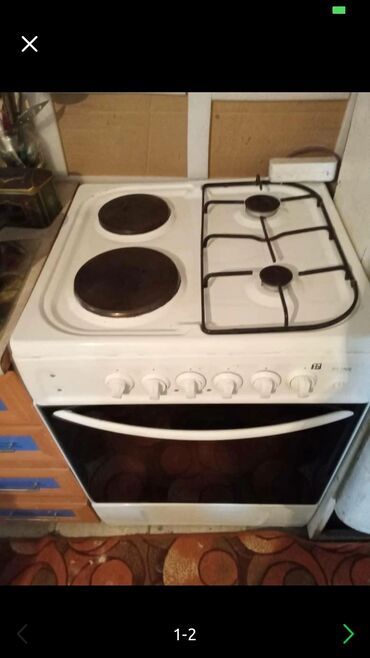 Продаю газ плиту в хорошем состоянии