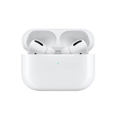 Airpods pro with wireless charging caseразработано appleактивное