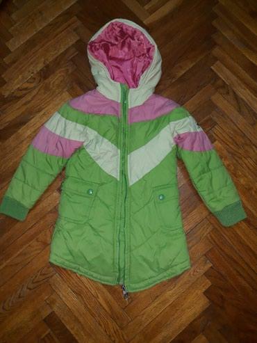 Jungle jakna, velicina 4-5. Jaknica je super ocuvana, malo duza - Belgrade