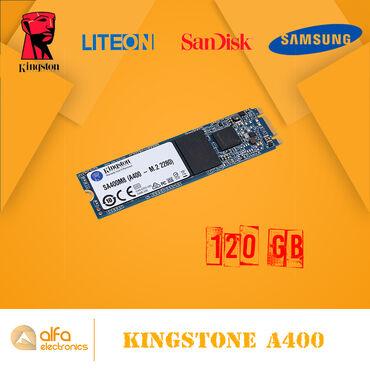 SSD Kingstone 120 Gb M2-sata 53 Azn (Ref)SSD Lite-On 120 Gb M2-Sata 53