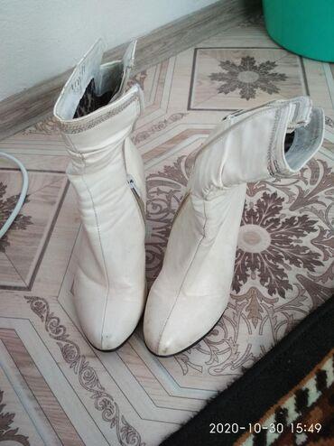 бу свадебное платье в Кыргызстан: Деми сапоги сатылат размер 35 свадебныц платье менен кийгенге жакшы ба