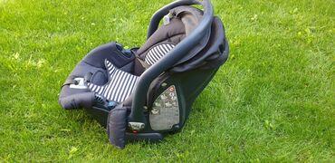 Детский мир - Семеновка: Продаётся автолюлька Cam (Италия), до 12 месяцев. Отличное состояние!