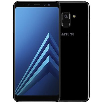 Samsung Galaxy A8 Plus (2018) Duos SM-A730F/DS 64GB 4G LTE Black - Bakı