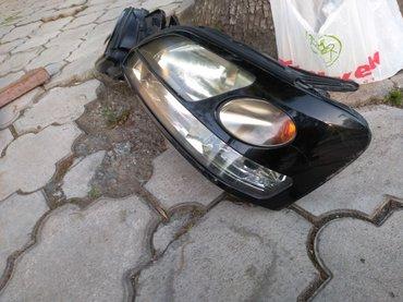 Фары на Legacy b4 с очками в хорошем состоянии.все креплении целые в Бишкек