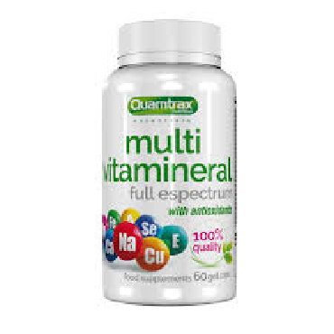 multi functional в Кыргызстан: Multi Vitamineral от Quamtrax Витаминно-минеральный комплекс Multi