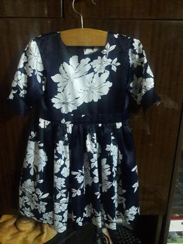Продаю платье на девочку 4-5 лет. в отличном состоянии