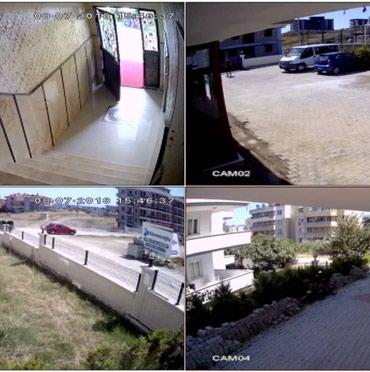 Bakı şəhərində Kamera qurasdirilma temiri nezaret menziller ucun usaqlara obyekt