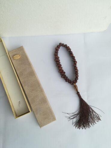 chasy-casio-ne-original в Кыргызстан: Тасбих из финиковых косточек сорта аджва