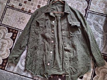 джинсова курточка в Кыргызстан: Джинсовка или джинсовая курточка. Размер s-m 42-44-46