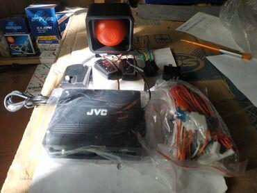 автомагнитофон jvc в Кыргызстан: Сигнализация JVC