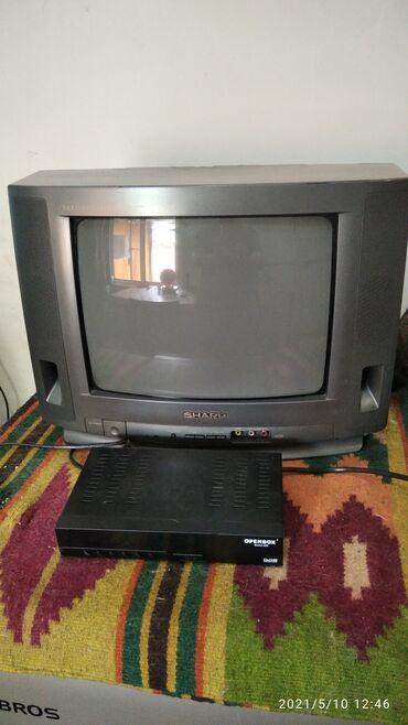 Продаю телевизор SHARP в хорошем рабочем состоянии за 3000, с