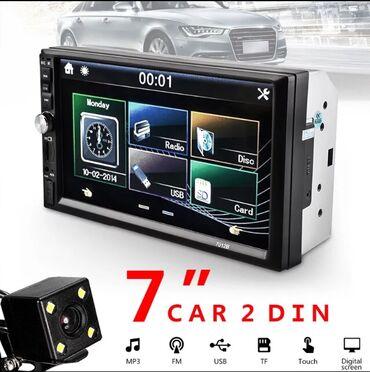Audio oprema za auto   Srbija: SA i bez rikverc kamere (bez kamere 500 dinara niža cena)  Radio Auto