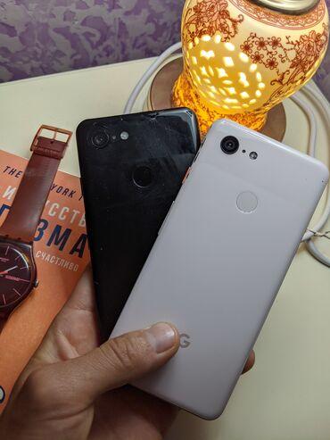 google pixel бишкек in Кыргызстан   ЧЕХОЛДОР: На запчасти Не рабочиеGoogle Pixel 3 blackРазбита задняя крышка, по