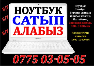 Ноутбук,Нетбук, в Кызыл-Кия