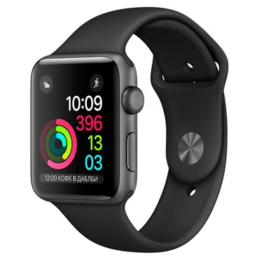 Продаю apple watch s1 42mm в Бишкек