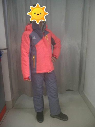 Детский горнолыжный костюм - куртка и в Бишкек