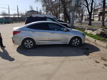 Hyundai - Кыргызстан: Hyundai Solaris 1.4 л. 2014