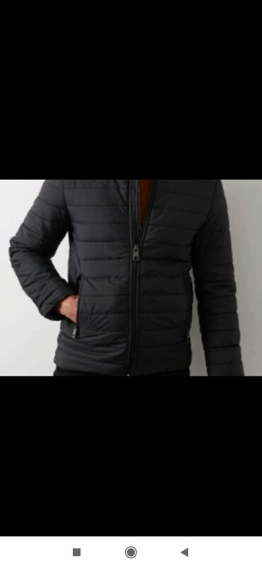 куртка в Кыргызстан: Продаю весеннюю куртку от фирмы Buratti(Турция). Заказывал с Турции, н