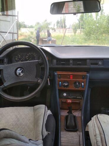 двигатель мерседес 124 2 3 бензин в Кыргызстан: Mercedes-Benz 230 2.3 л. 1987 | 100000 км