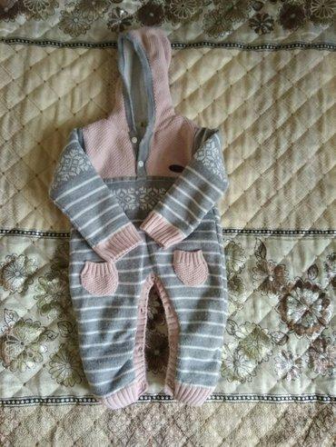 Одежда для девочек от рождения до  6 -9 месяцев, в отличном состоянии. в Бишкек