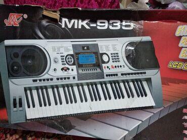 Синтезаторы - Бишкек: Синтезатор Cortland MK -935. Количество клавиш-61.Количество тембров-