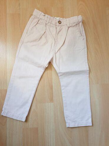 Zara letnje tanje pantalone, vel.86