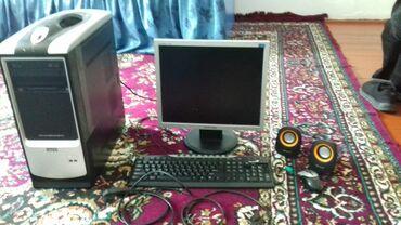телевизор samsung ue32j4100 в Кыргызстан: Продаю копьютер в хорошем состоянии, всё работает.полны комплект