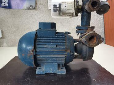 Hidrofor zupčasta pumpa trofazni motor sever subotica u dobrom stanju