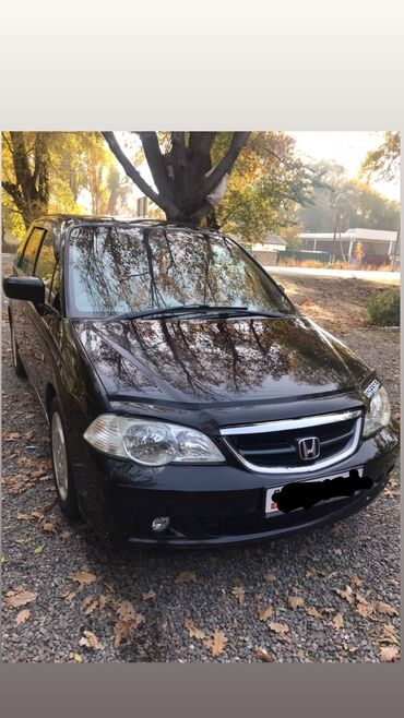 Honda Odyssey 2.3 л. 2002 | 210000 км