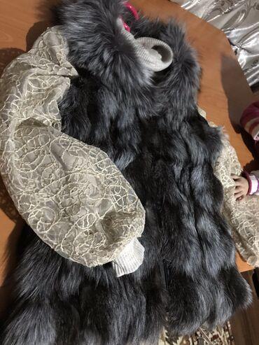 жилетка bershka в Кыргызстан: Продаю жилетку! Новая,натуралка! Брали за 14 отдам за 5 не подошёл