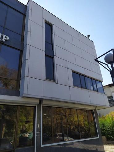 офисное здание в Кыргызстан: Сдаю здание в аренду тыныстанова фрунзе.1200 кв.м.3этажное.С