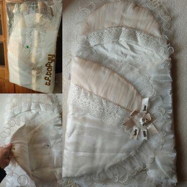 детские вещи платья в Азербайджан: Uwaq konverti Tezedi 1defe xestexana cixiwi istifade olunub hem qiz