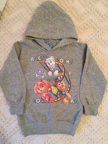 Dečija odeća i obuća - Pirot: Vrlo malo korišćen duksić, kao nov, vel. 110