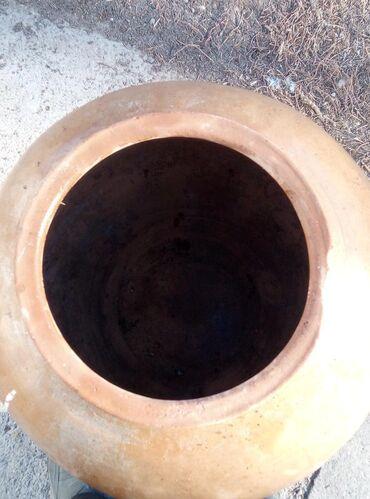 Истаренный кумура сатылат. Озунун диаметри 26см. Курсагынын диаметри14