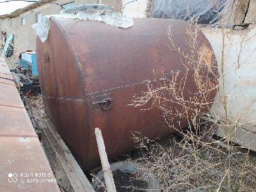Цистерну на 10 тонн - Кыргызстан: Продаю бочку 8 тон