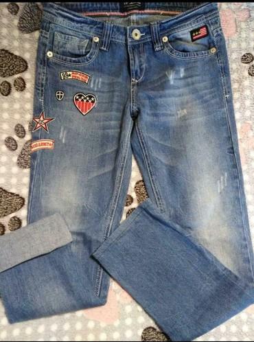 брюки джинсы комбинезоны в Азербайджан: Джинсы женские .красиво сидят