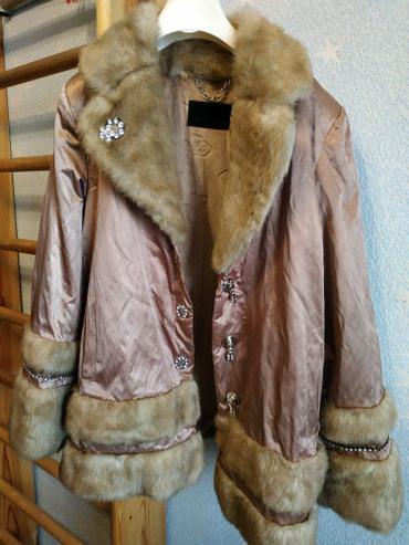 Куртка лёгкая 48-50 размер, весна- осень в Бишкек
