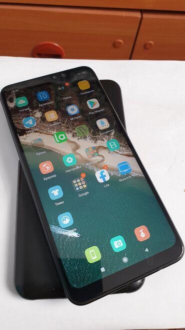 redmi 6 pro цена в бишкеке в Кыргызстан: Xiaomi Redmi Note 6 Pro   32 ГБ   Черный   Гарантия, Сенсорный, Отпечаток пальца