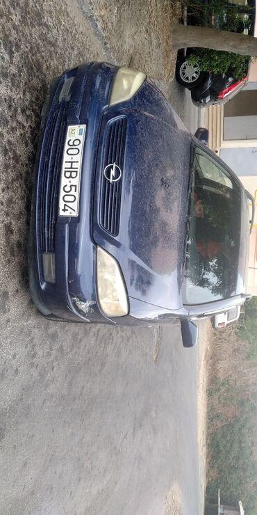 Opel Astra 1.6 l. 1999 | 344000 km
