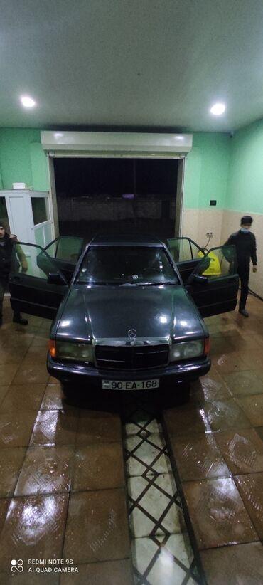 ketan yagi - Azərbaycan: Mercedes-Benz 190 1.8 l. 1990 | 180000 km