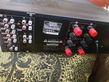 """Усилитель мощности- """" Pioneer stereo amplifier A-676"""" в идеальном"""
