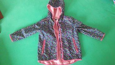 Dečije jakne i kaputi   Ub: Prolecna jaknica za devojcice, kupljena u Nemackoj, velicina 82