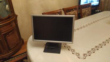 """kompüter kürsüləri - Azərbaycan: Monitor Fujitsu Siemens WOZA S26361 Dioganal 20"""" camera ustalari ucun"""