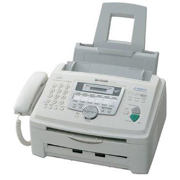 Телефонов факсов - Кыргызстан: Новый Факс Panasonic KX-FL612CXТехнические характеристикиТип печати