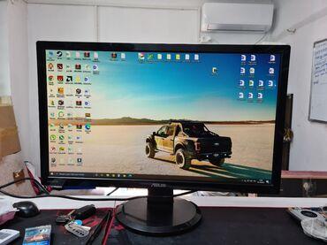 Мониторы - Кыргызстан: Игровой монитор Asus vg27h Led 27дюймлв 144герц Сост отличное Отлично