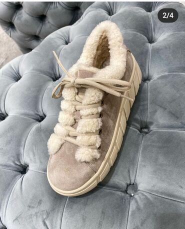 jubku 40 razmer в Кыргызстан: Продаю обувь, новые, замшевые с натуральным мехом, привезли из Турции