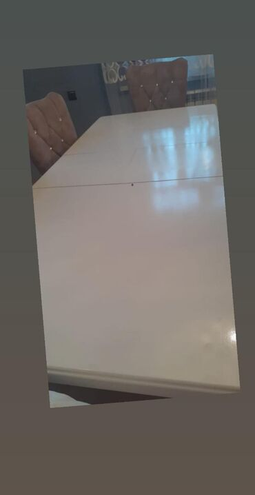 Stol+6stul 450manata satılır.stol açılandi.unvan:Bakı Sumqayıt