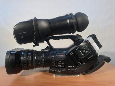 Bakı şəhərində Sony EX3